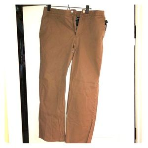 Bonobos cotton Khaki pants 38 x 30